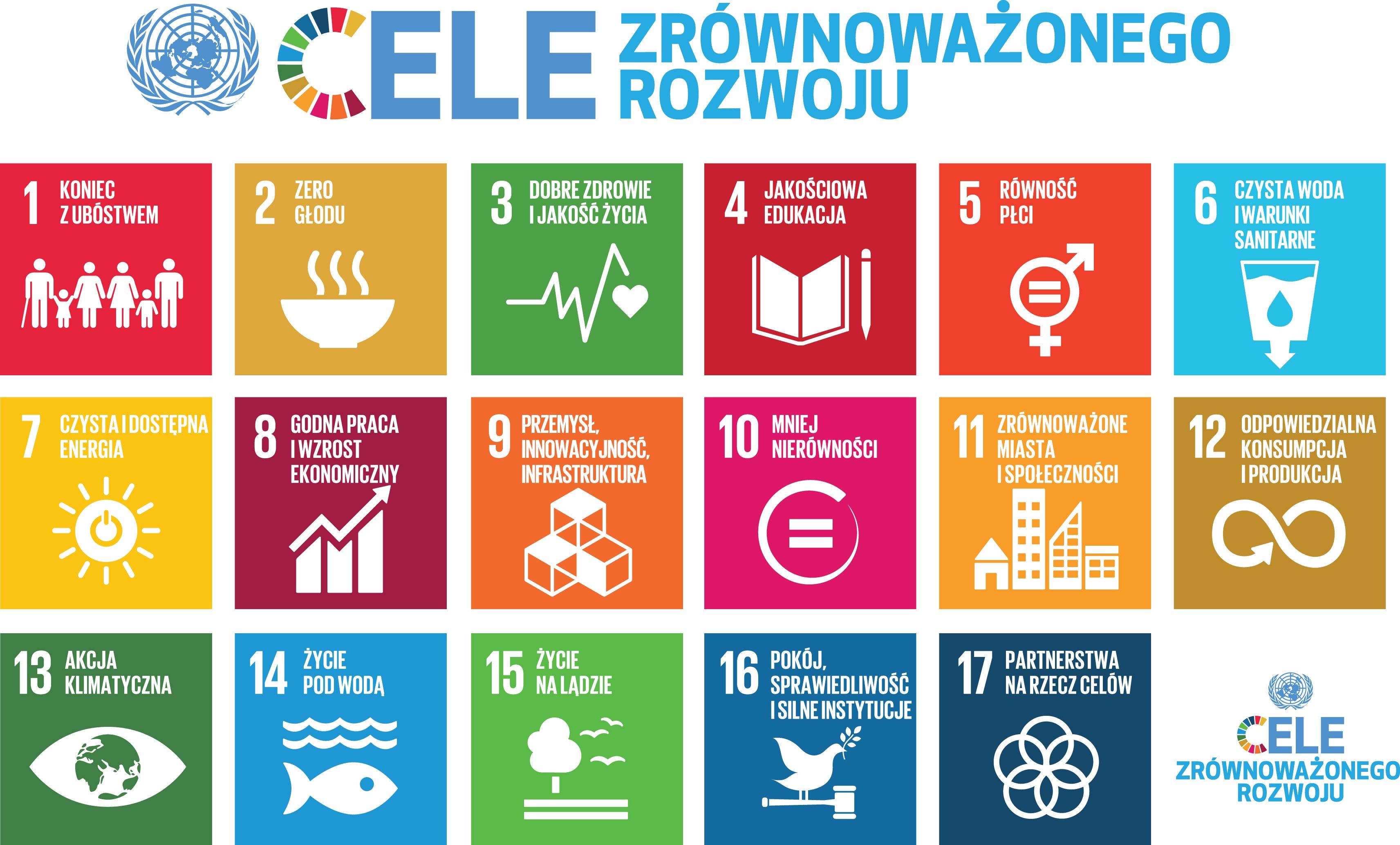 Znalezione obrazy dla zapytania cele edukacji globalnej